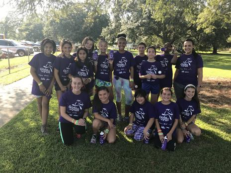 First Day of Girls on the Run - Fall 2017 - 9/12/17